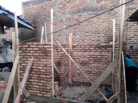 Pembangunan PSPM Raksa Desa Tahun 2017