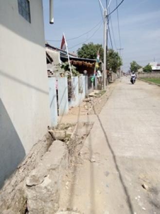 Pembangunan Infrastruktur Bantuan Provinsi Jawa Barat