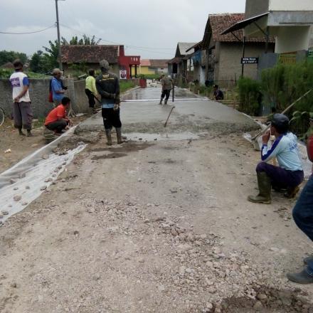 Album : Kegiatan Dana Desa Tahap I Tahun 2018